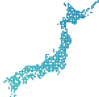 日本全国対応